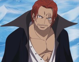 Shanks no anime