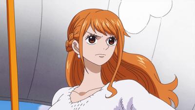 Nami One Piece Wiki Fandom