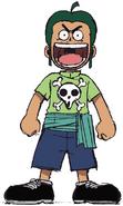 Piiman Anime Concept Art