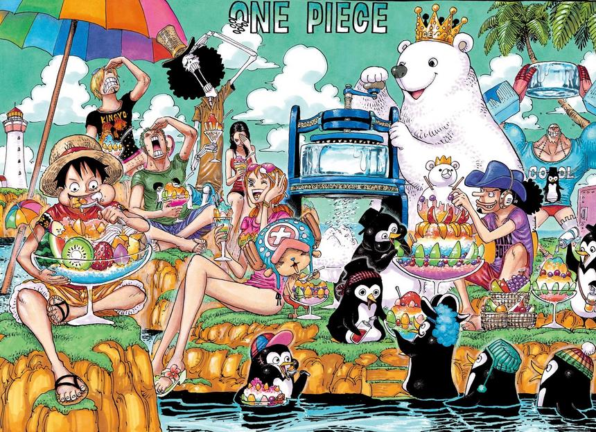 Salta al mundo de One Piece