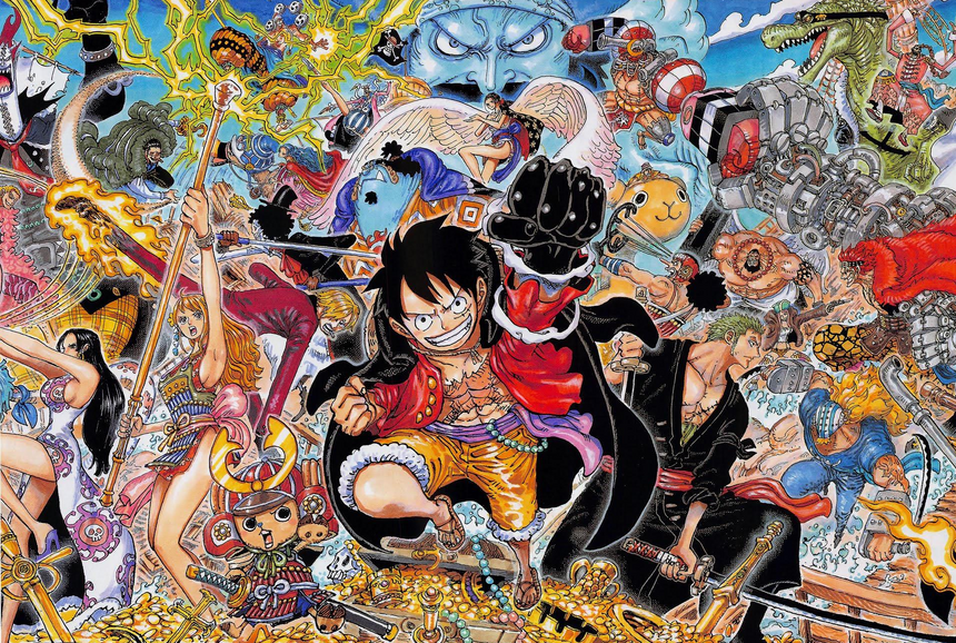 Sail into the World of One Piece