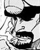 Terry Gilteo's Scar
