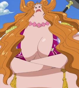 Boa Marigold in the anime