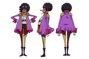 Buena Festa Anime Concept Art