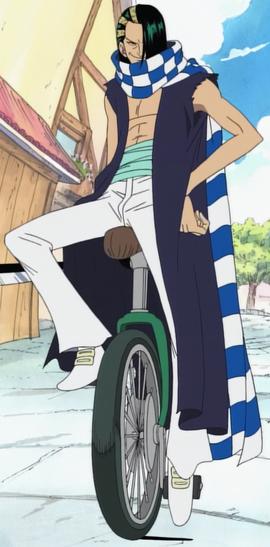 Cabaji in the anime