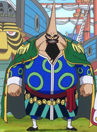 Chinjao at Age 48 In the Anime