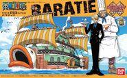 Portada caja Baratie Grand Ship Collection