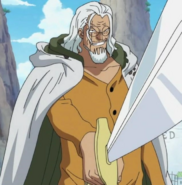 Rayleigh's Summit War Saga Outfit