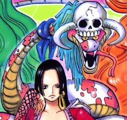 Salome in the manga