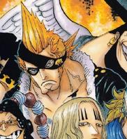 X Drake manga