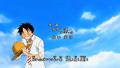Kaze wo Sagashite Luffy récupère Chapeau de Paille.png