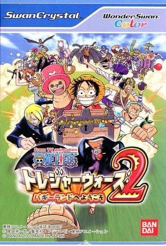 One Piece: Treasure Wars 2 Bienvenidos a Buggyland