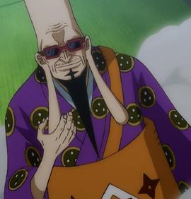 Фукурокудзю в аниме.
