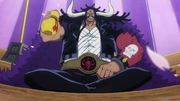 Kaido 39 anni
