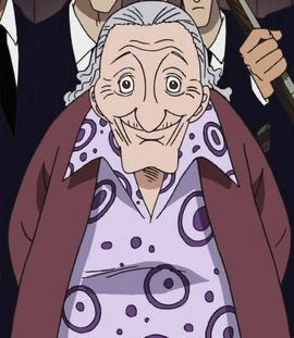Kanezenny en el anime