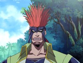 Bismarck en el anime