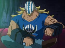 Киллер в аниме после таймскипа