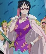 Tashigi Anime Dos Años Después Infobox