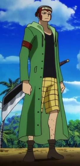 Ёсаку в аниме до таймскипа