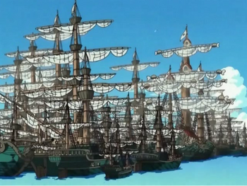 Корабли Дозора