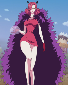 Charlotte Galette in the anime