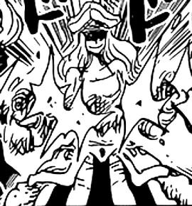 Charlotte Marble in the manga