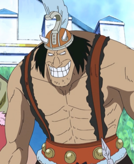 Kashii in the anime