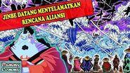Rencana GAGAL? Jinbe Menjadi Penyelamat Lagi Bagi Luffy Dan Aliansi !! (ONE PIECE 959 +)