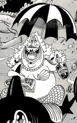 Kokoro tras el salto temporal en el manga