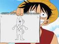 Second Fish-Man Drawing