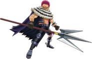 Katakuri Land Costume Thousand Storm