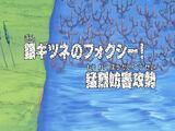Gingitsune no Foxy! Mōretsu Bōgai Kōsei
