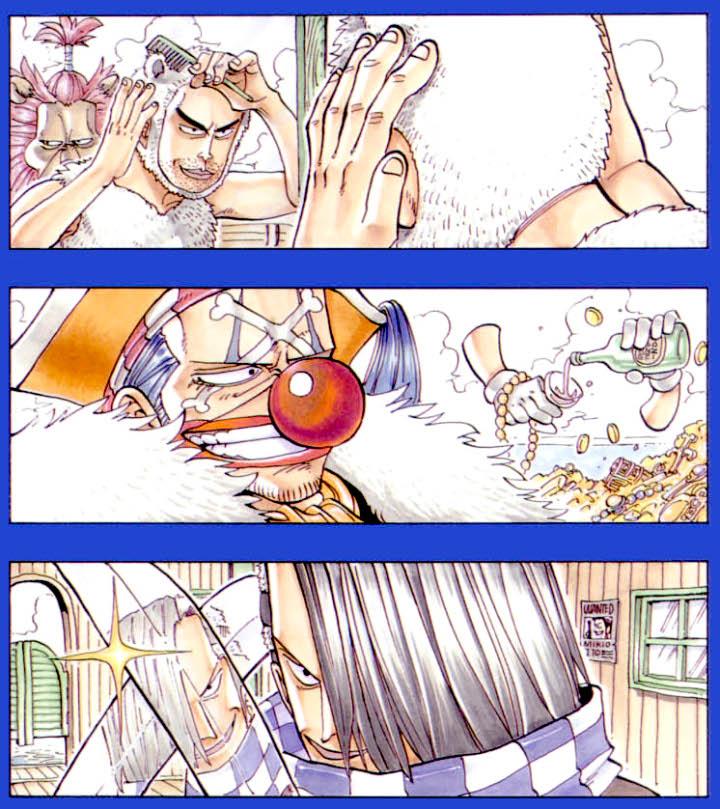 VERSUS!! Buggy Kaizoku-dan (Kapitel)