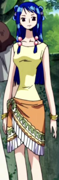 Maya en el anime
