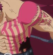 Katakuri's Tattoo