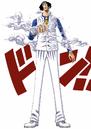 Kuzan Digitally Colored Manga