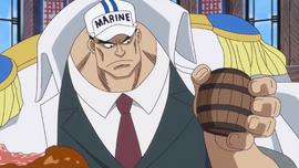 Lacroix en el anime