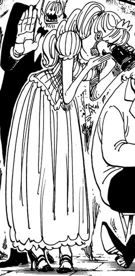 Marumieta in the manga