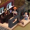 One Piece Mega Bloks Luffy & Shanks.png