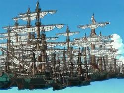 Barcos de la Marine