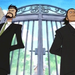 Mansion's Guards