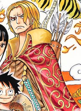 Lark in the manga