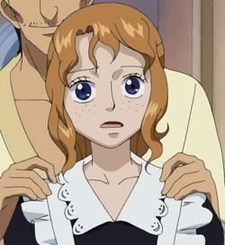 Маргарита в аниме