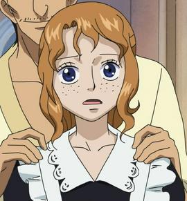 Margarita en el anime