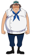 Stalker Anime Concept Art