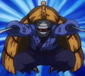 Ядзаэмон в аниме