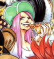 Jewelry Bonney's Manga Color Scheme Pre Timeskip