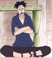 Marco prima apparizione nell'anime