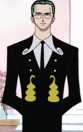 Kuro in the anime