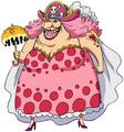 Big Mom Anime Concept Art